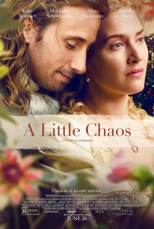 плакат фильма постер Версальский роман