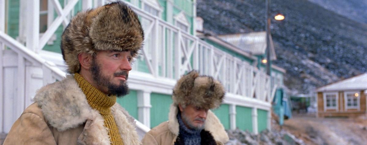 кадры из фильма Территория Егор Бероев, Константин Лавроненко,