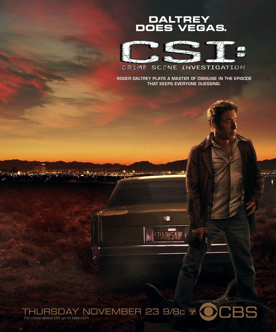 плакат фильма постер CSI: Место преступления
