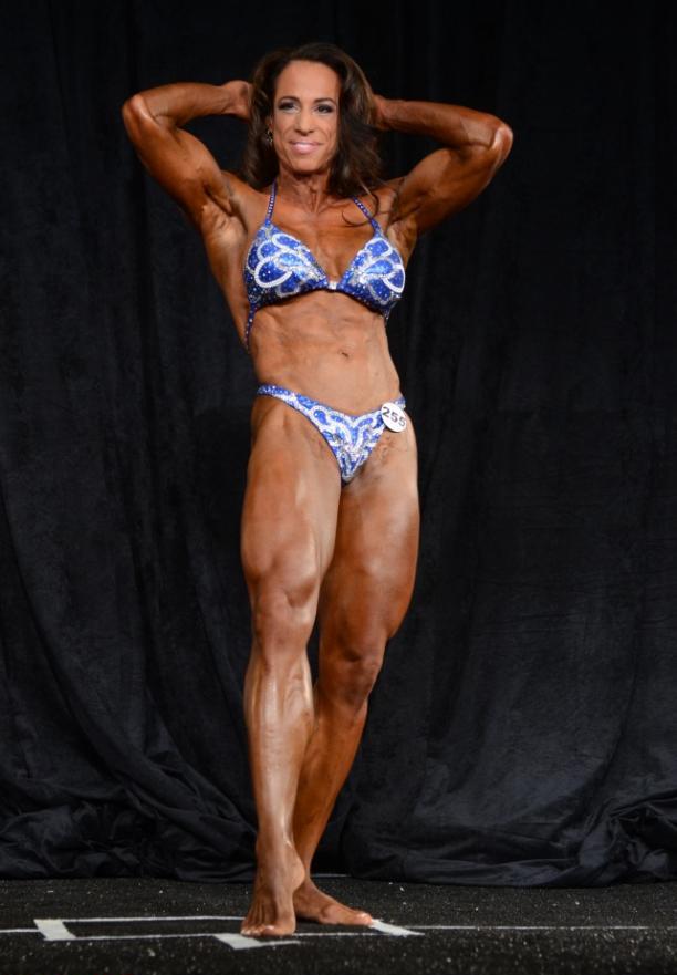Dany garcia bodybuilding