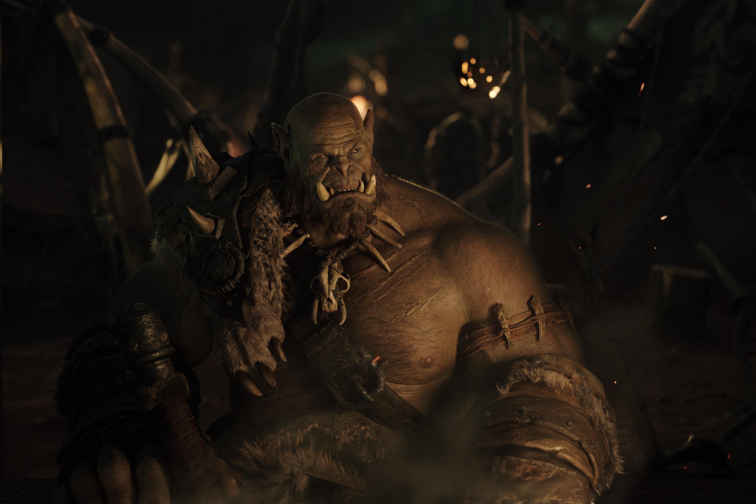 кадры из фильма Варкрафт