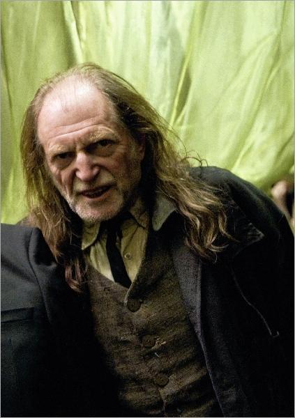 кадры из фильма Гарри Поттер и Принц-полукровка Дэвид Брэдли,