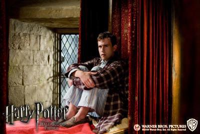 кадры из фильма Гарри Поттер и Принц-полукровка