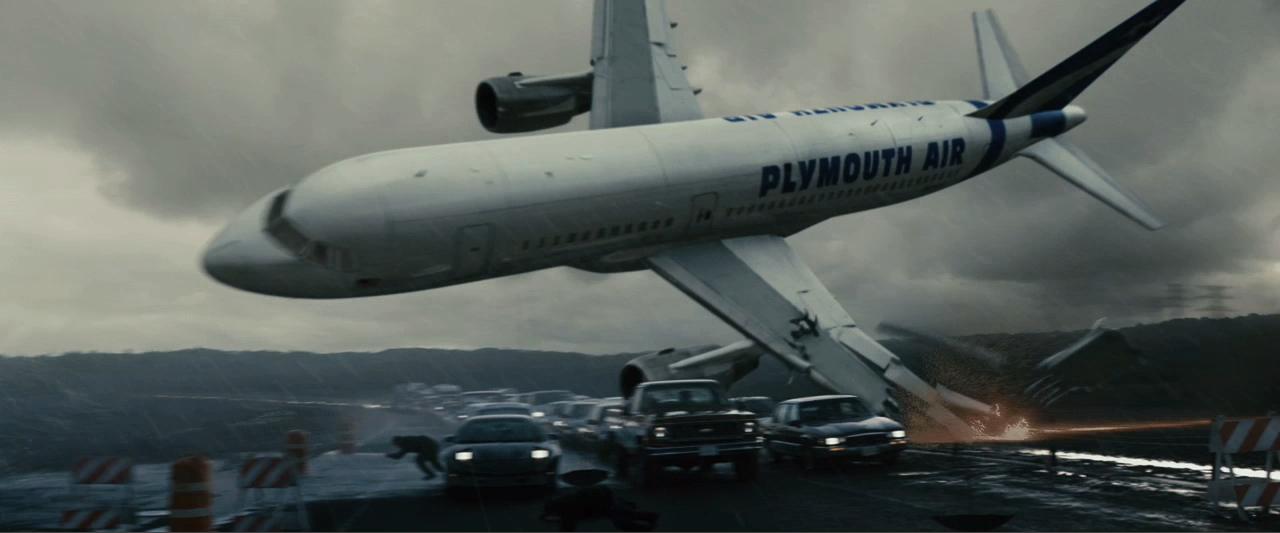 кадры из фильма Знамение