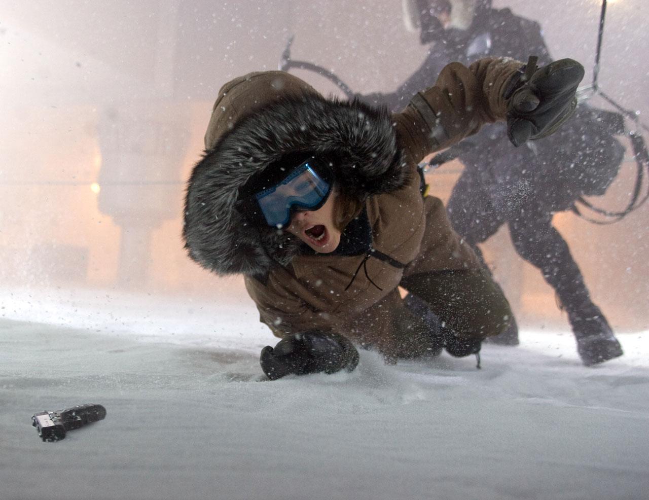 кадры из фильма Белая мгла