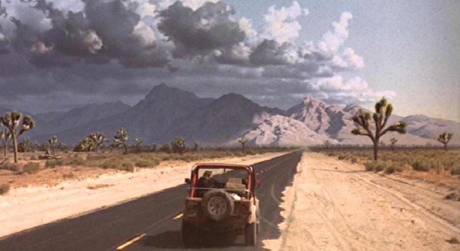 кадры из фильма Терминатор