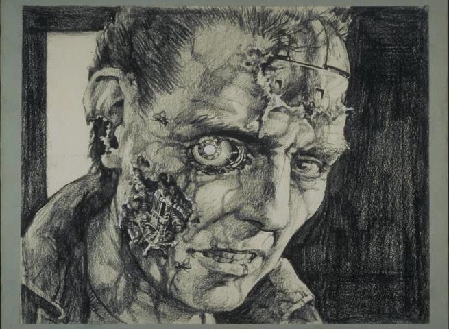 концепт-арты Терминатор
