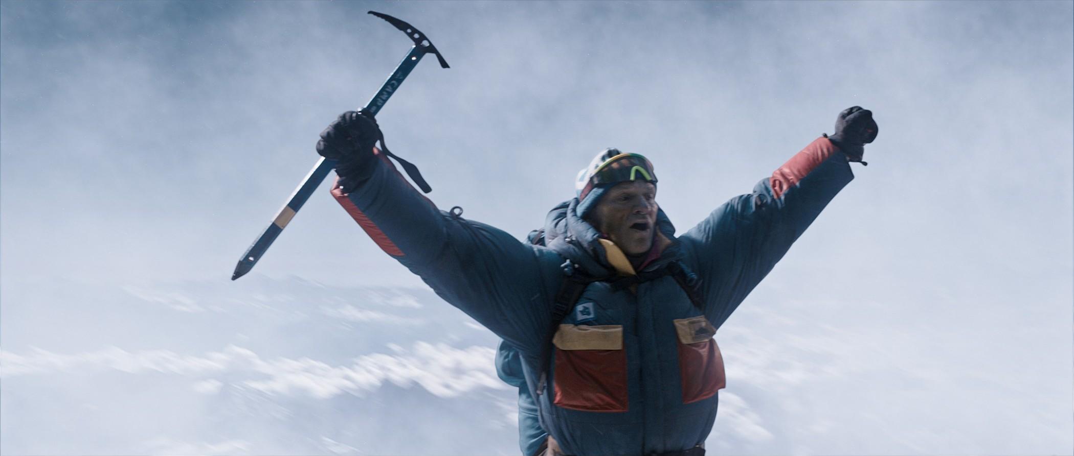 кадры из фильма Эверест Ингвар Эггерт Сигурсон,