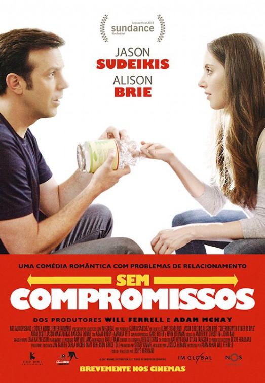 плакат фильма постер Любовь без обязательств