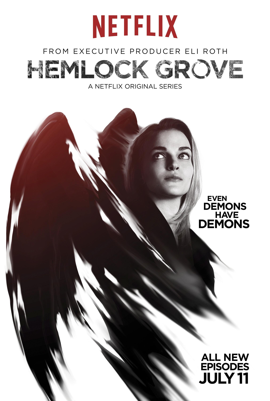 «Хемлок Гроув» — 2013 - 2015