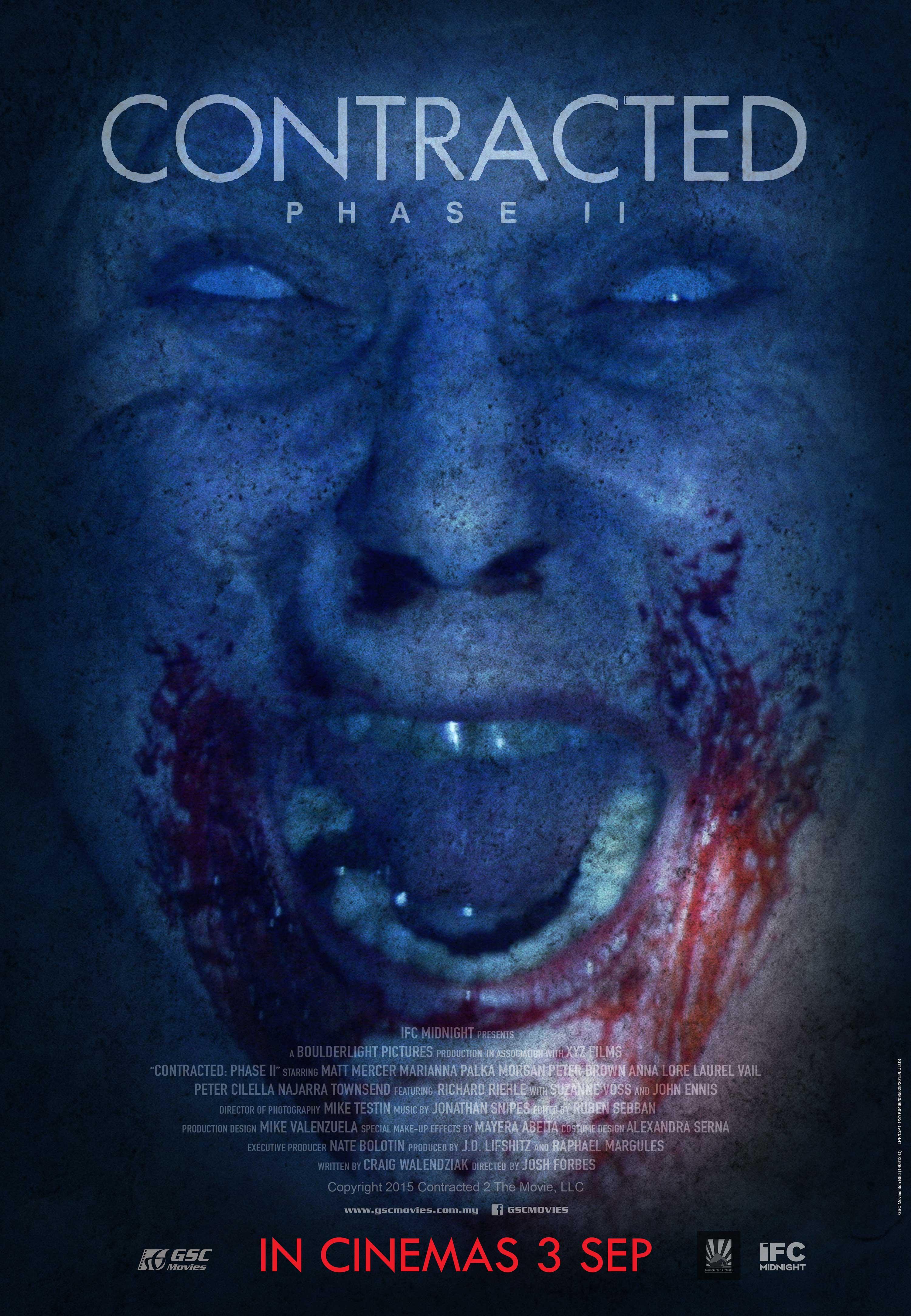 плакат фильма постер Инфекция: Фаза II