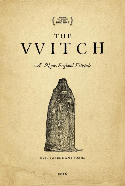 плакат фильма постер Ведьма