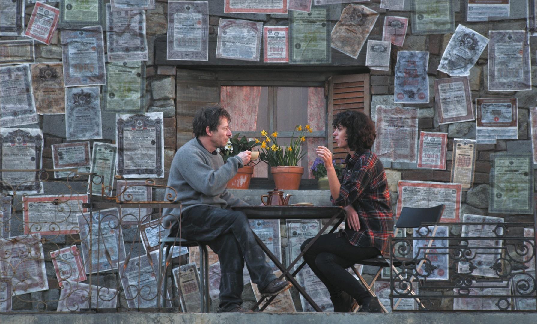 кадры из фильма Зимняя песня