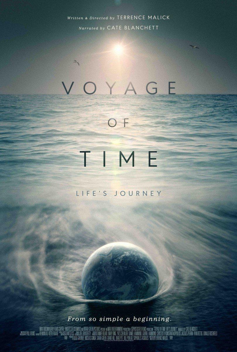 плакат фильма постер Путешествие времени
