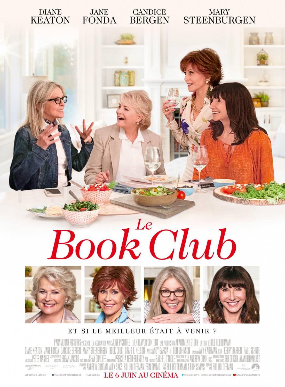 плакат фильма постер Книжный клуб