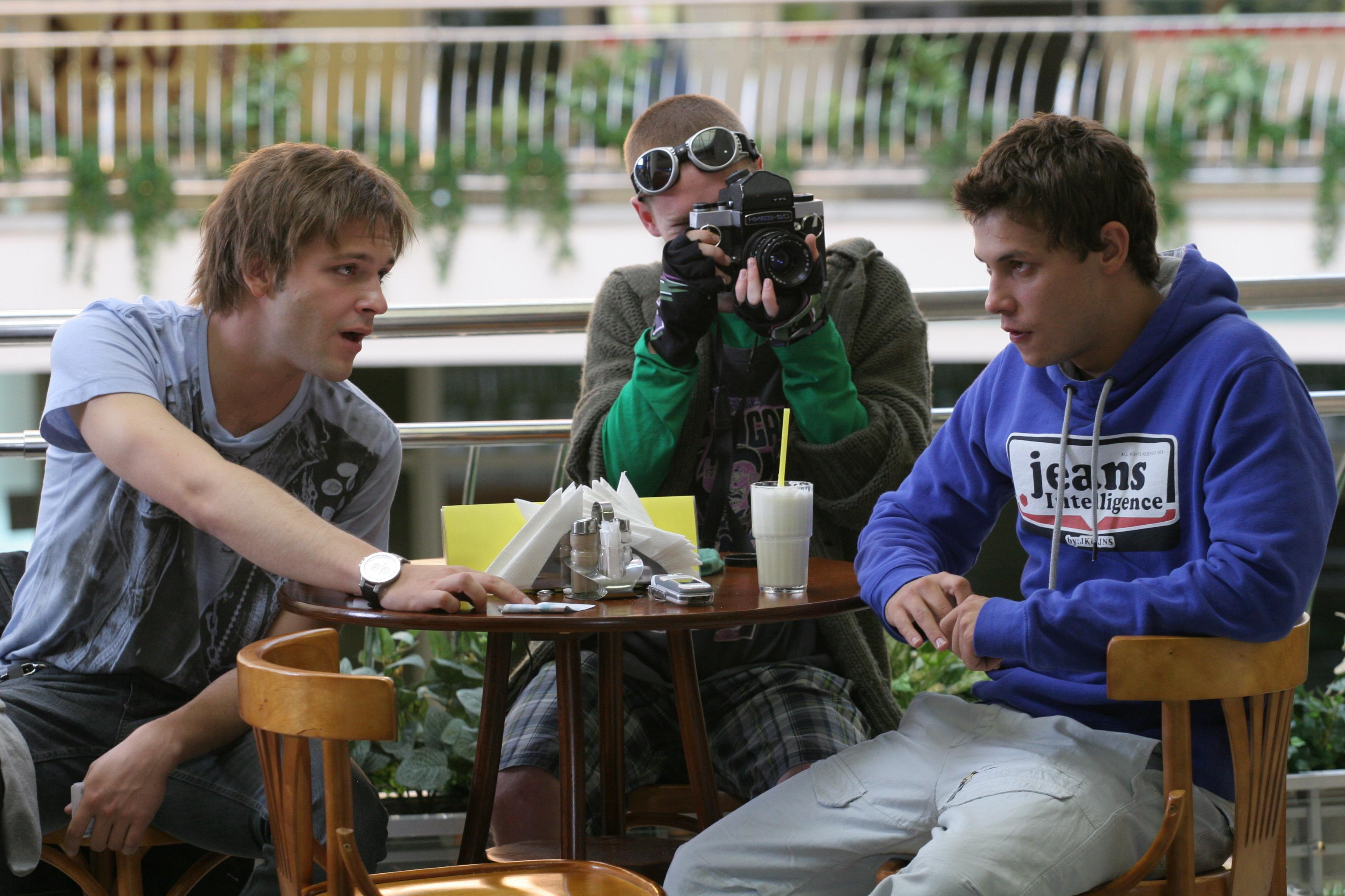 кадры из фильма Пикап: Съем без правил
