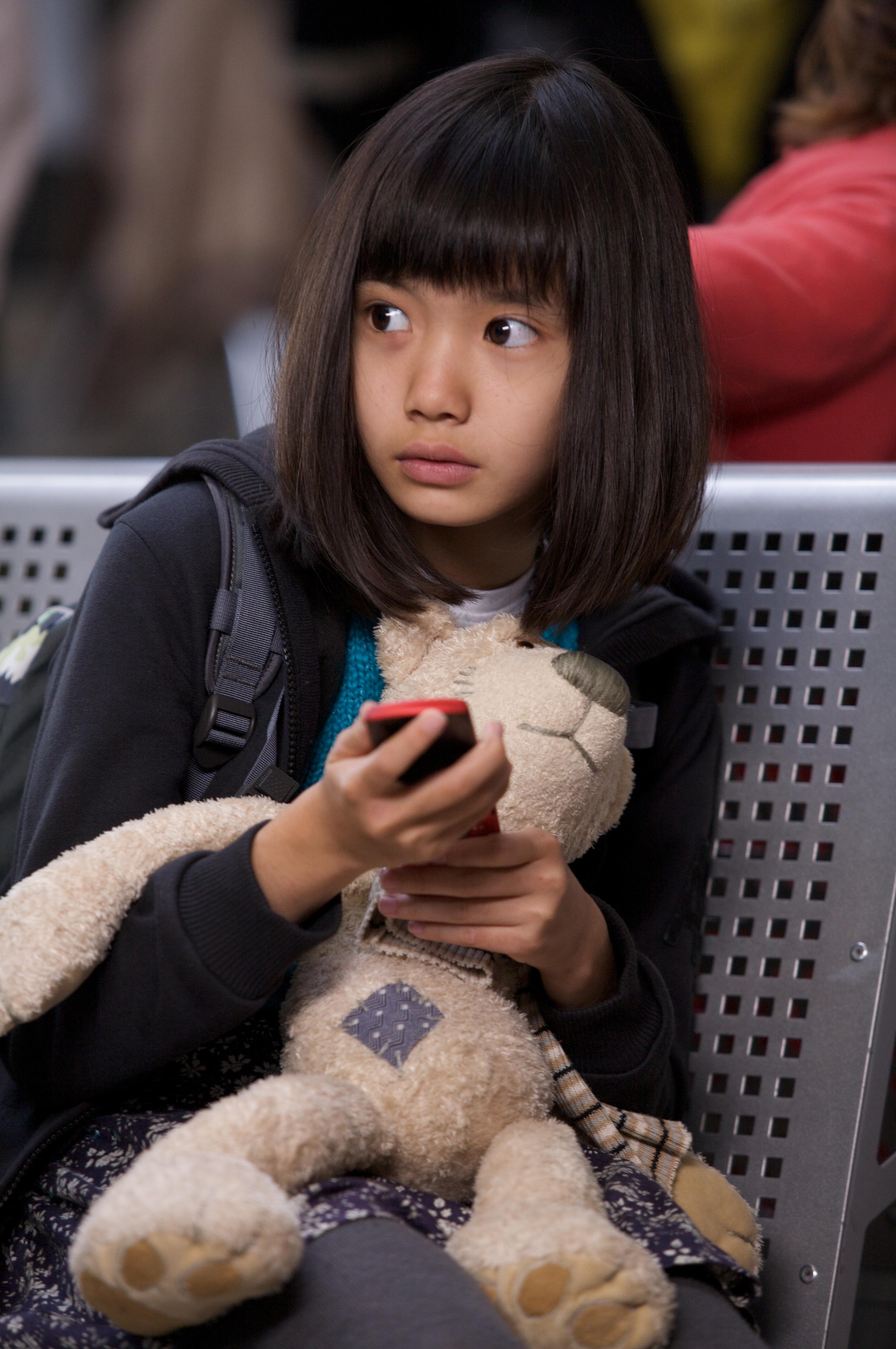 кадры из фильма Дочь якудзы Чика Аракава,