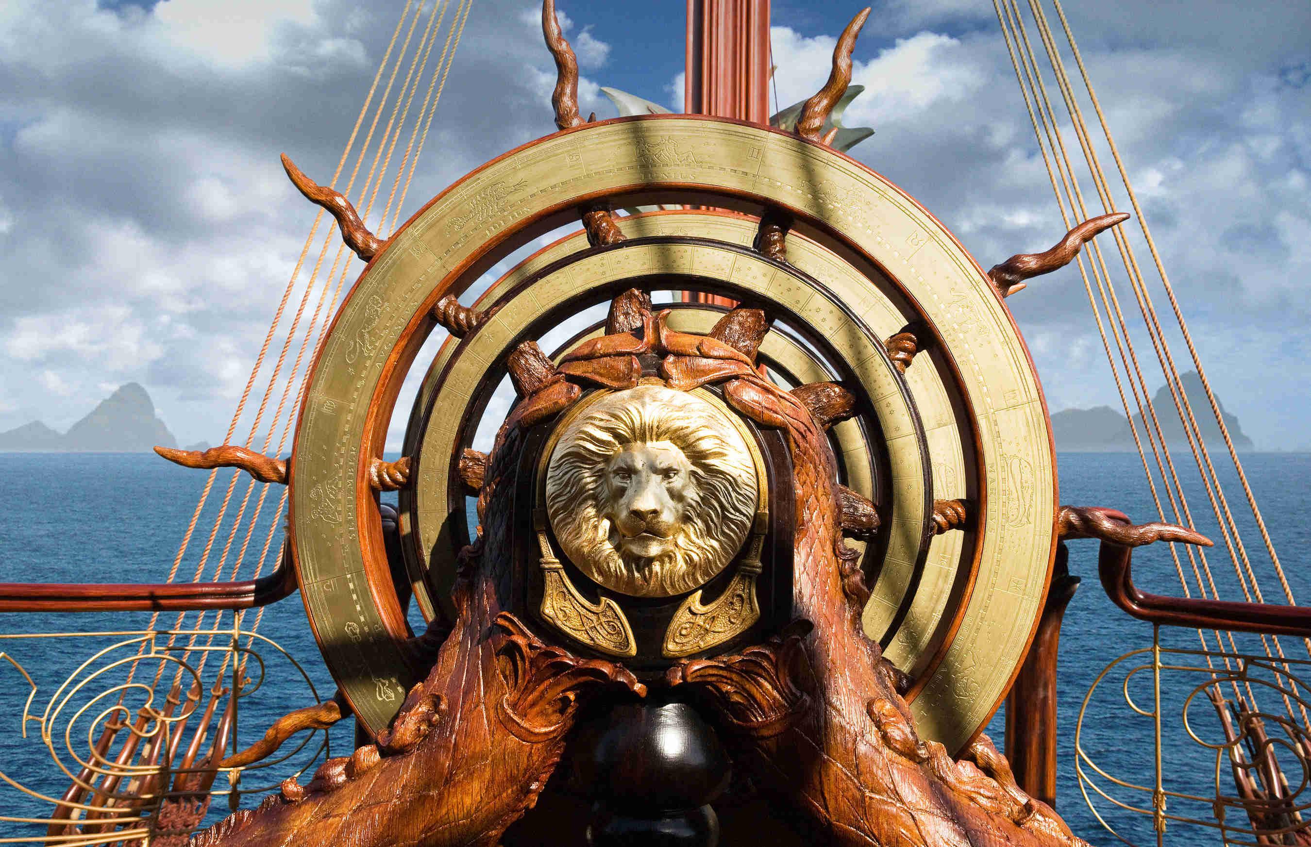кадры из фильма Хроники Нарнии: Покоритель зари
