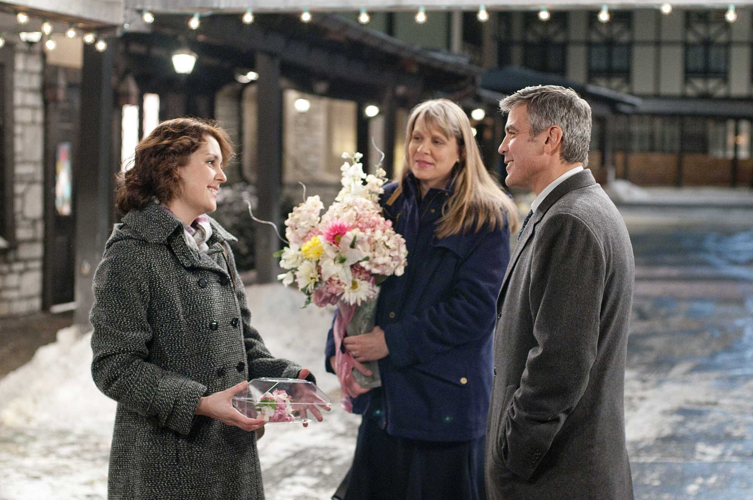 кадры из фильма Мне бы в небо Мелани Лински, Джордж Клуни,