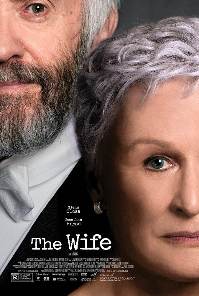 плакат фильма постер Жена