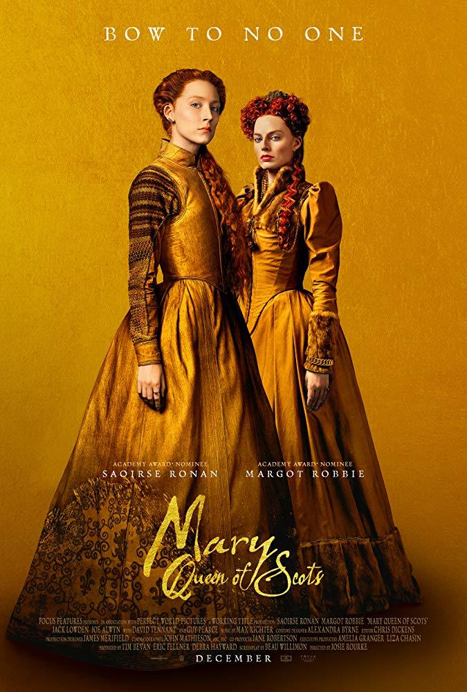 плакат фильма постер Две королевы
