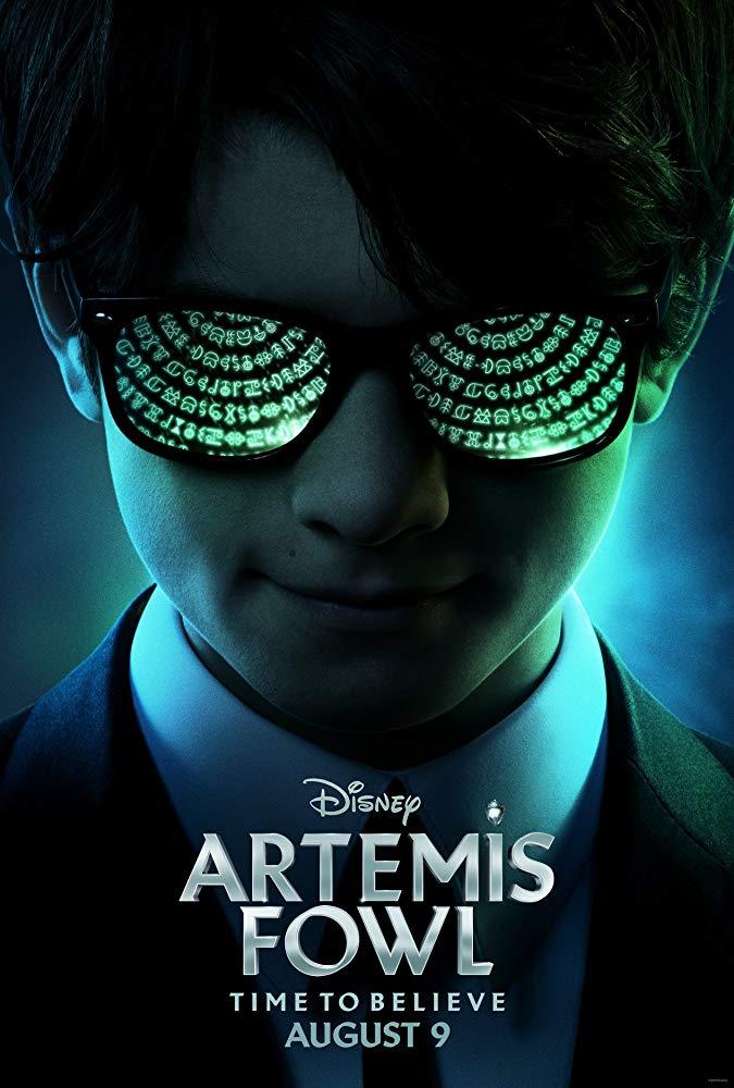 плакат фильма постер Артемис Фаул