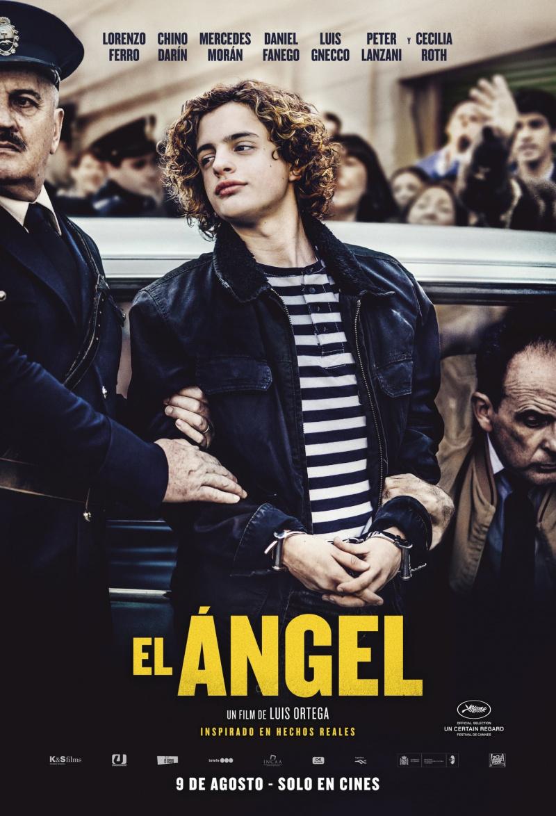 плакат фильма постер Ангел