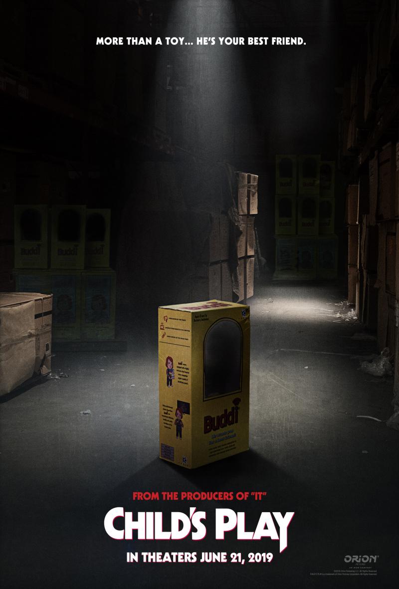 плакат фильма постер Детские игры