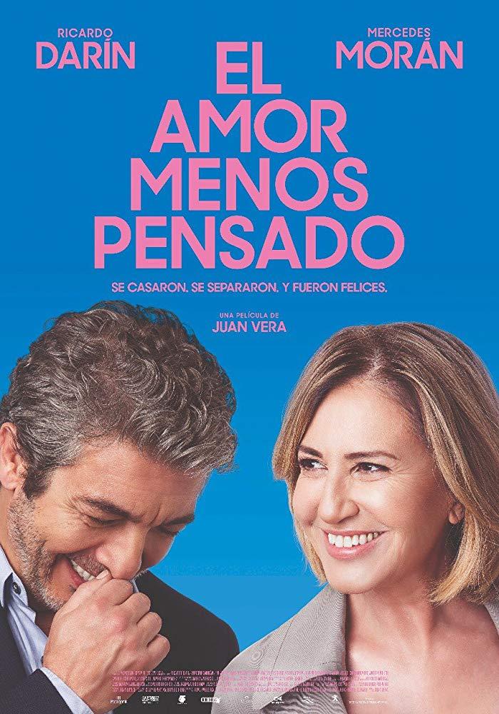 плакат фильма постер Любить нельзя расстаться