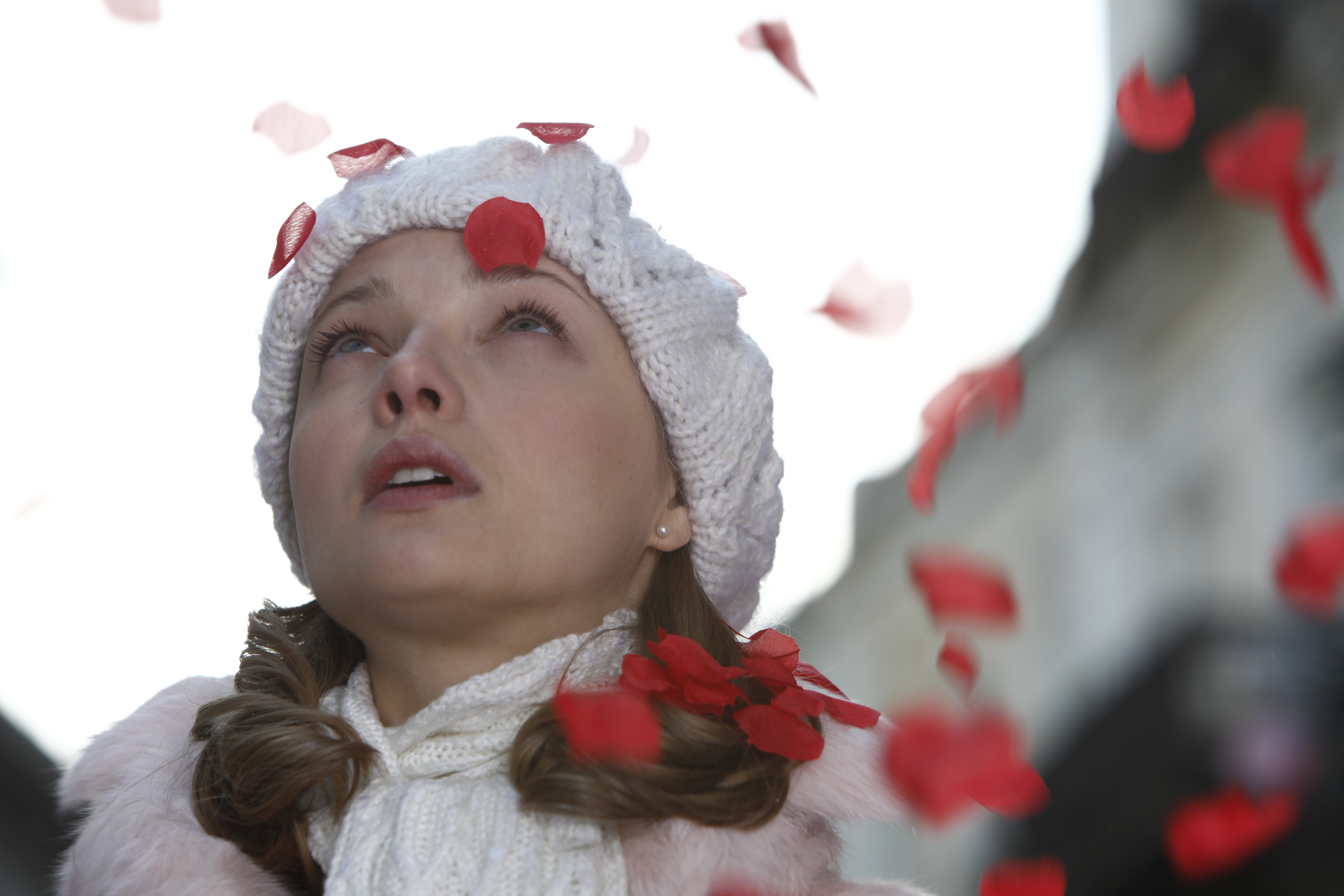 кадры из фильма Черная молния Екатерина Вилкова,