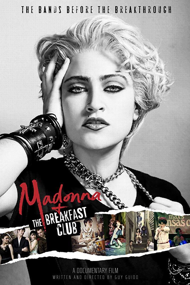 плакат фильма постер Мадонна: Рождение легенды