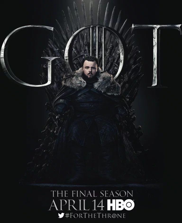 плакат фильма постер Игра престолов