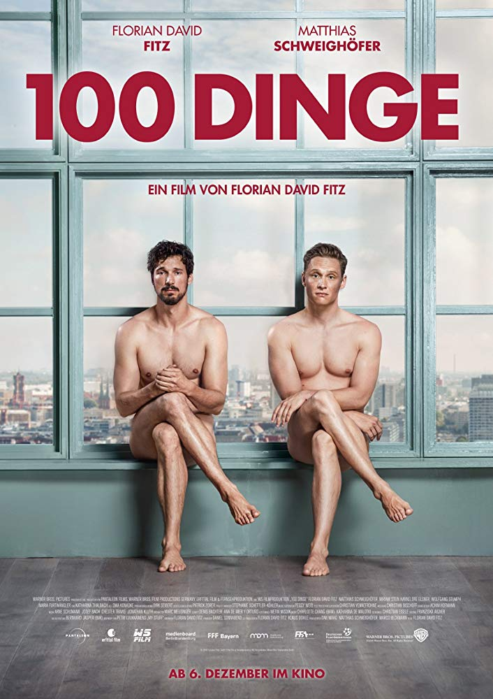 плакат фильма постер 100 вещей и ничего лишнего