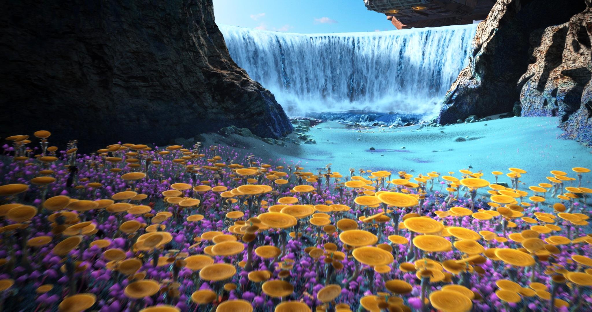 кадры из фильма Космическое приключение