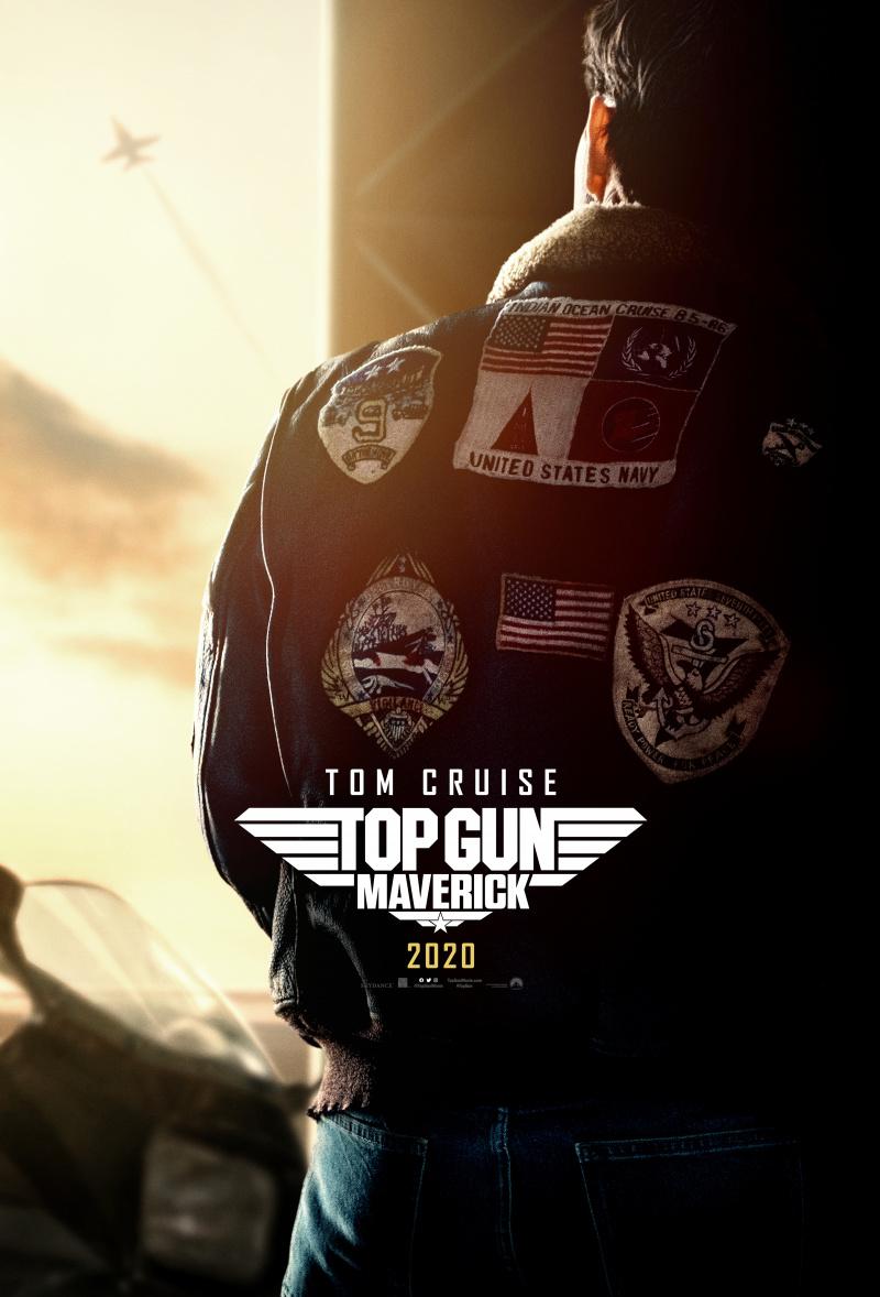 плакат фильма постер Топ Ган: Мэверик