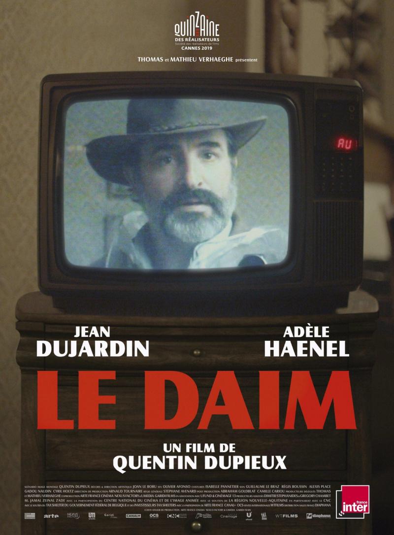 плакат фильма постер Оленья кожа