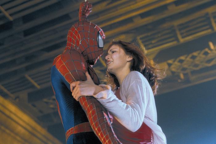 кадры из фильма Человек-паук Кирстен Данст, Тоби Магуайр,