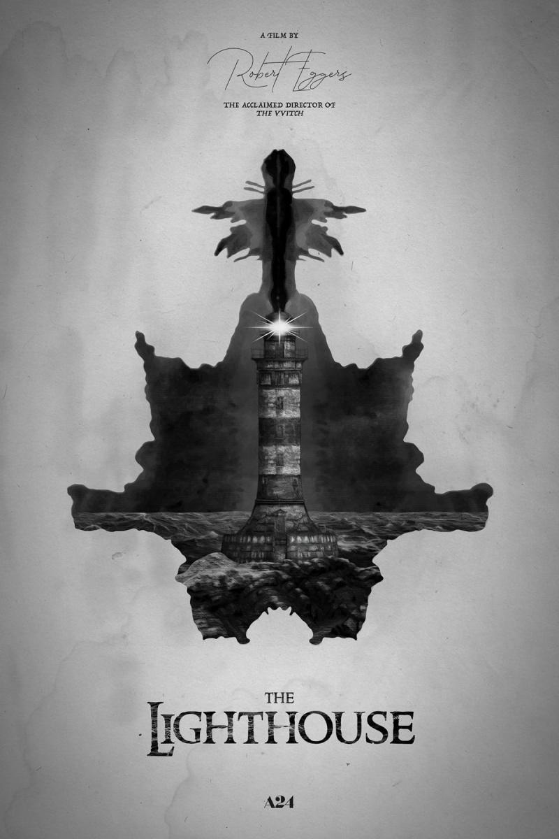 плакат фильма постер Маяк