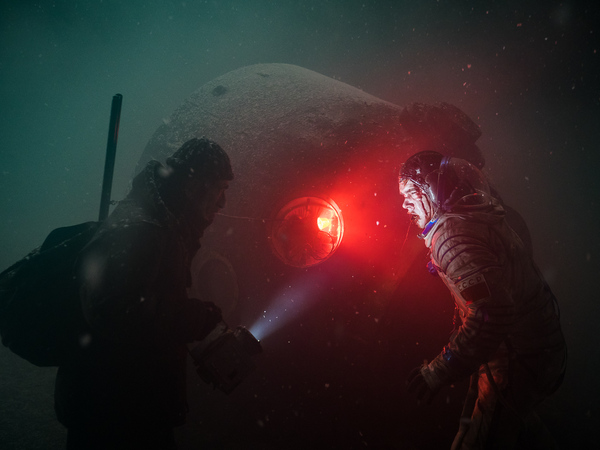 кадры из фильма Спутник
