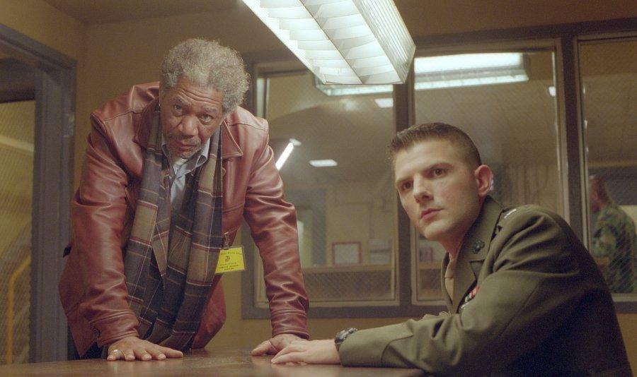кадры из фильма Особо тяжкие преступления Адам Скотт, Морган Фримен,