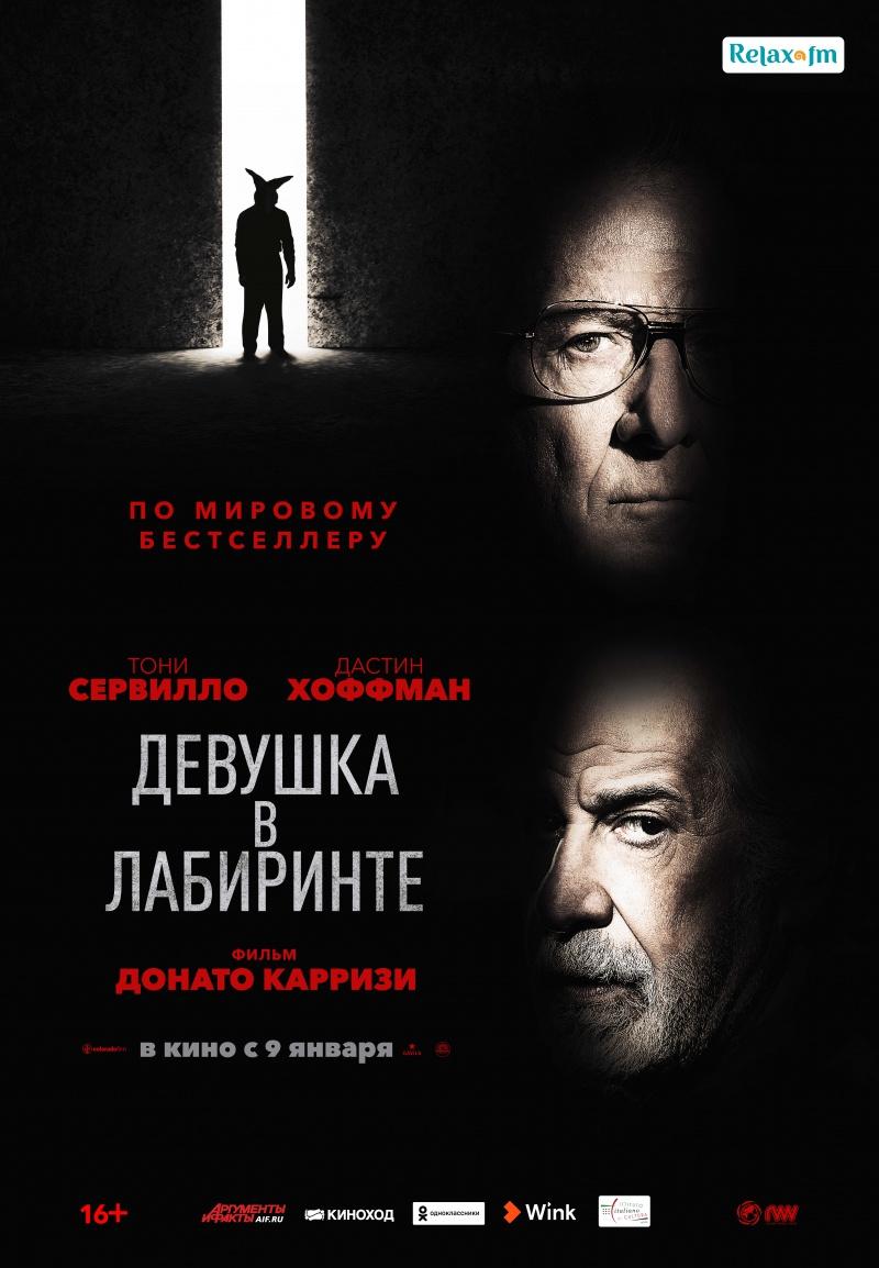 плакат фильма постер Девушка в лабиринте