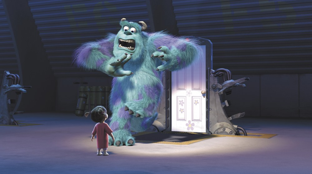 кадры из фильма Корпорация монстров