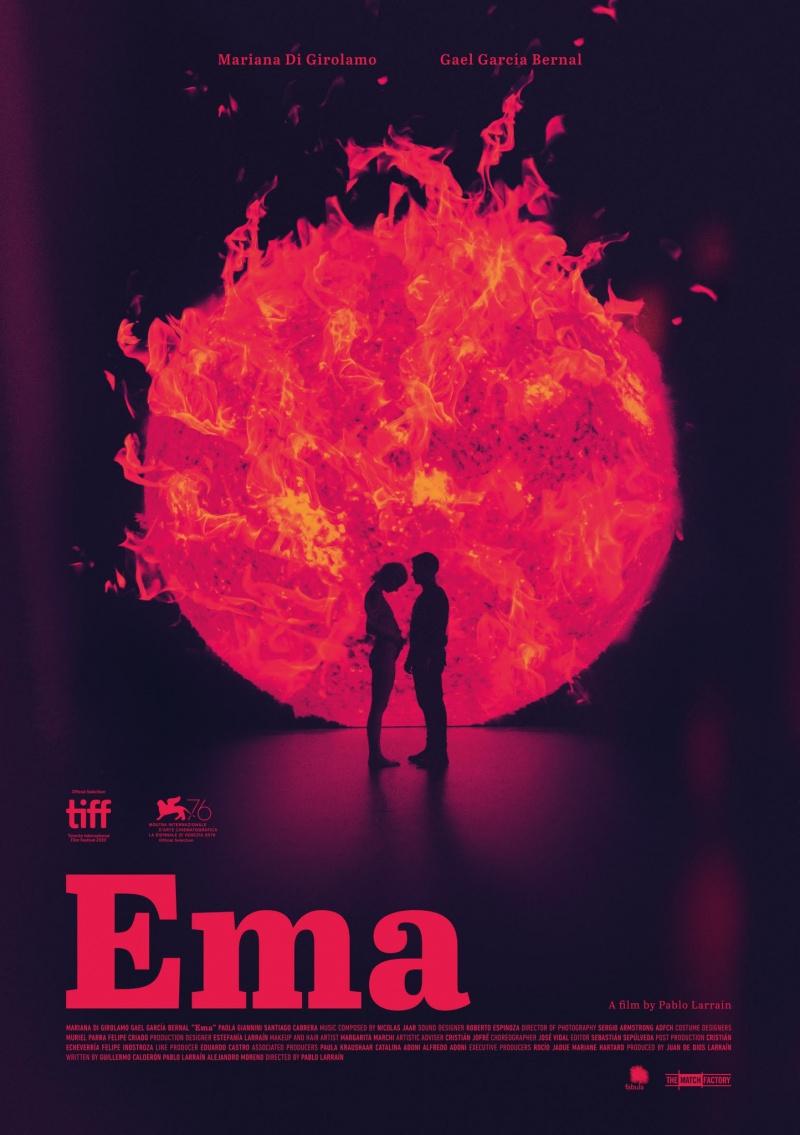плакат фильма постер Эма: Танец страсти