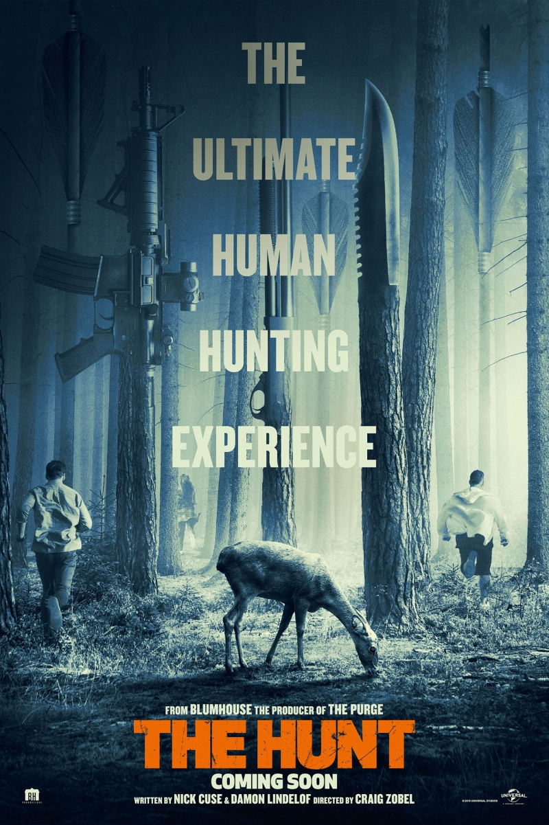 плакат фильма постер Охота