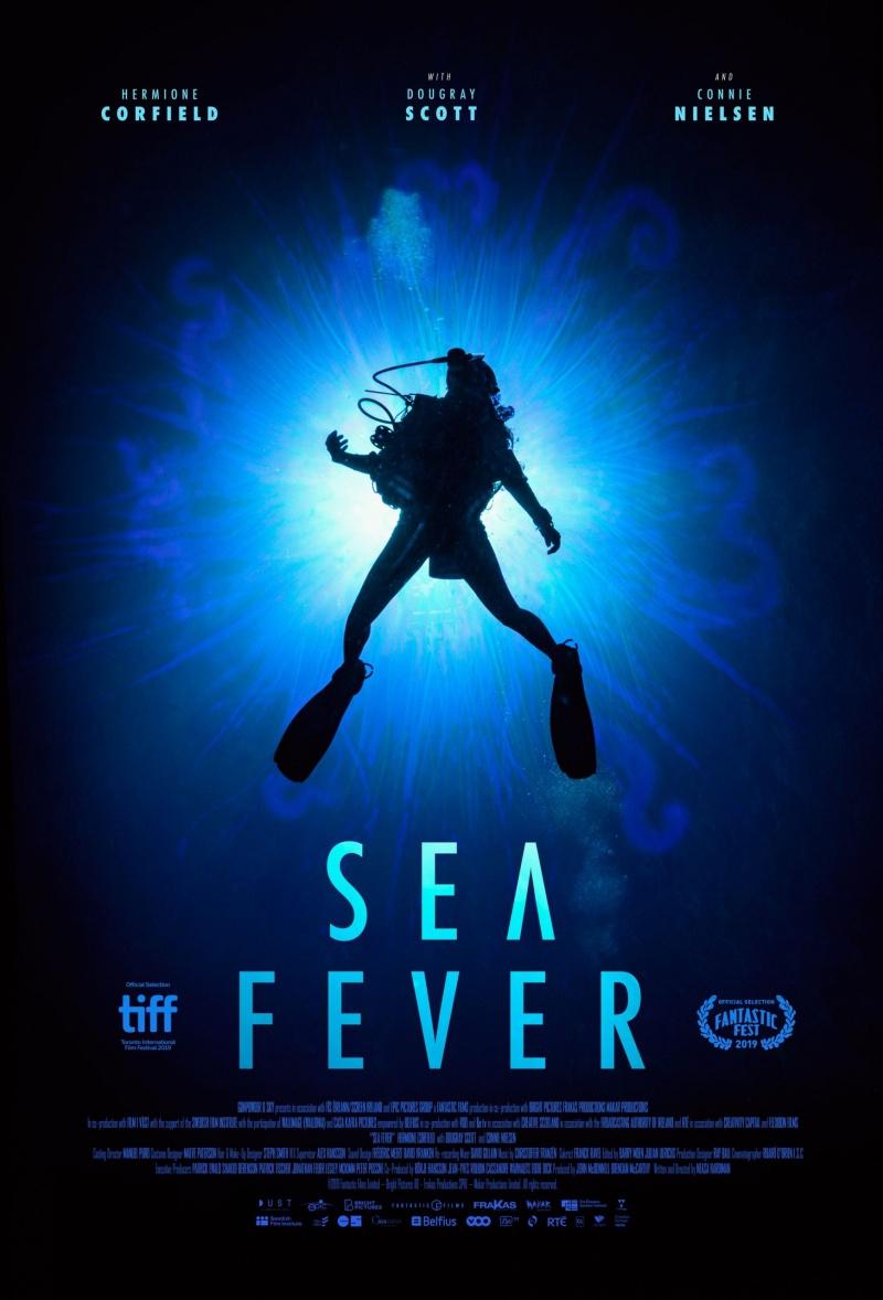 плакат фильма постер Морские паразиты