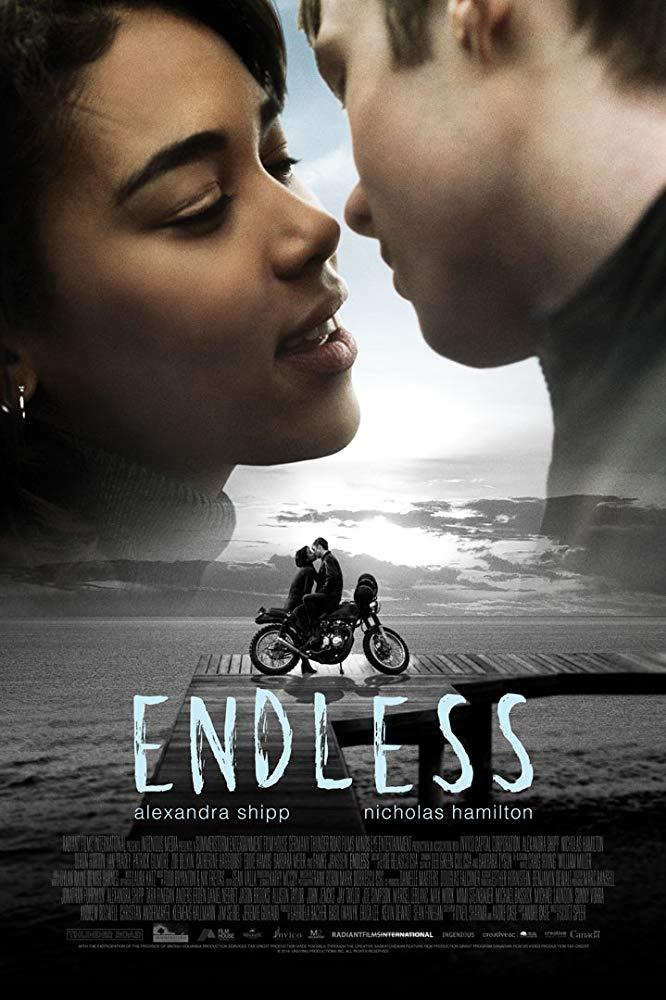 плакат фильма постер Вечность между нами