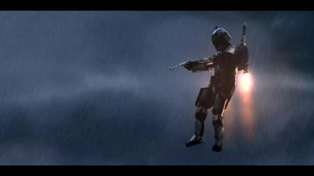 кадры из фильма Звездные войны: Эпизод II — Атака клонов