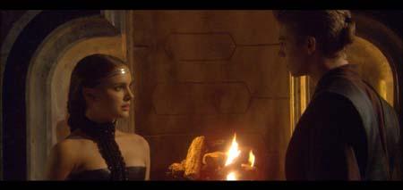 кадры из фильма Звездные войны: Эпизод II — Атака клонов Хейден Кристенсен, Натали Портман,