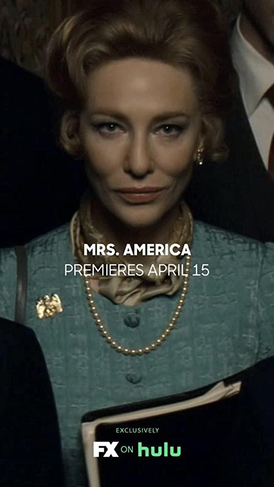 плакат фильма постер Миссис Америка
