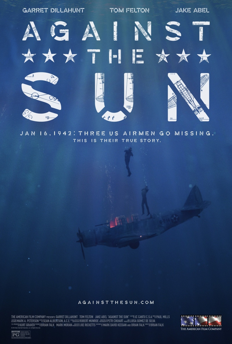 плакат фильма постер Против солнца